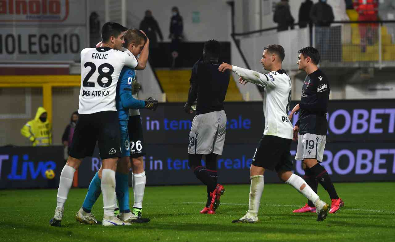 Spezia - Genoa | Diretta streaming | Match Live
