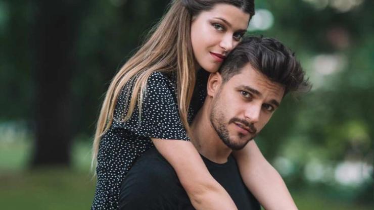Natalia Paragoni e Andrea Zelletta - meteoweek