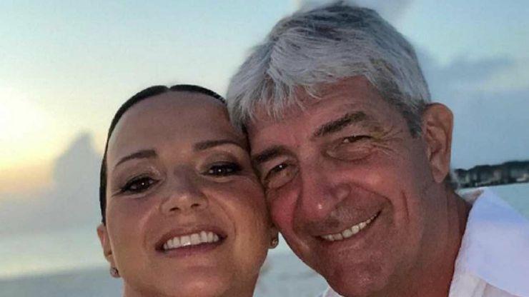Paolo Rossi e sua moglie Federica Cappelletti - meteoweek
