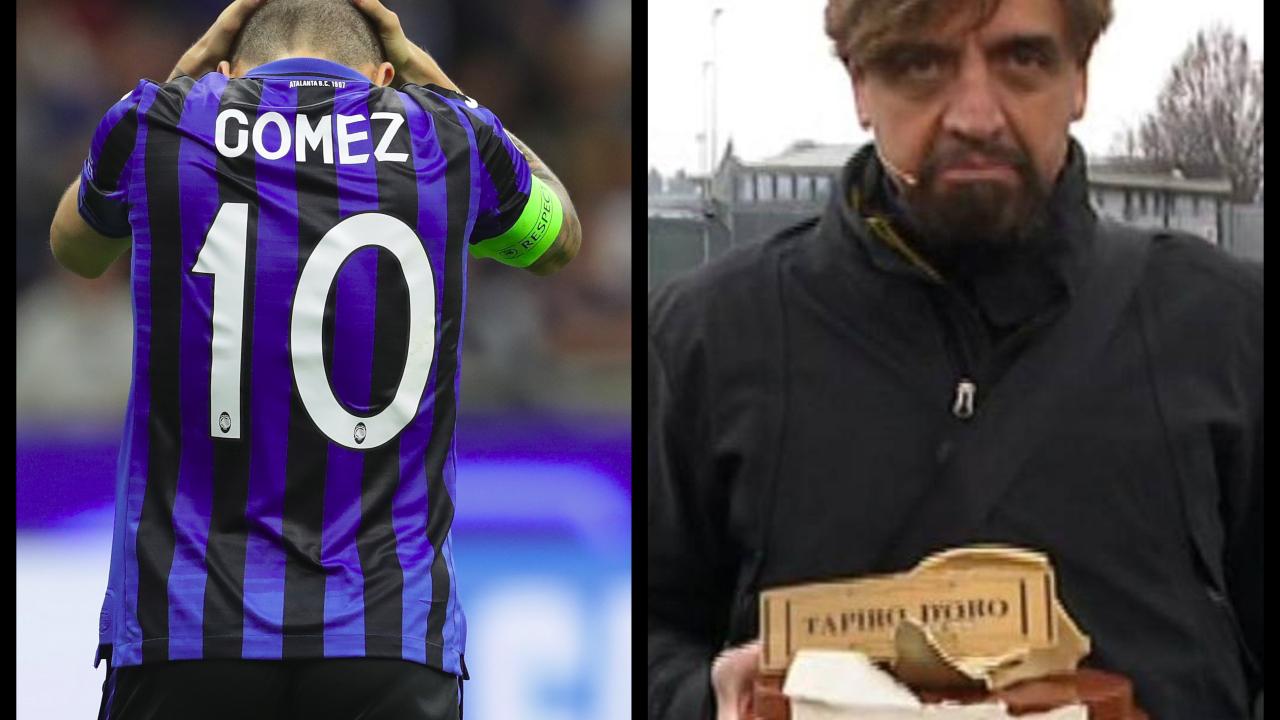 Nervosismo Gomez: rompe il Tapiro D'Oro