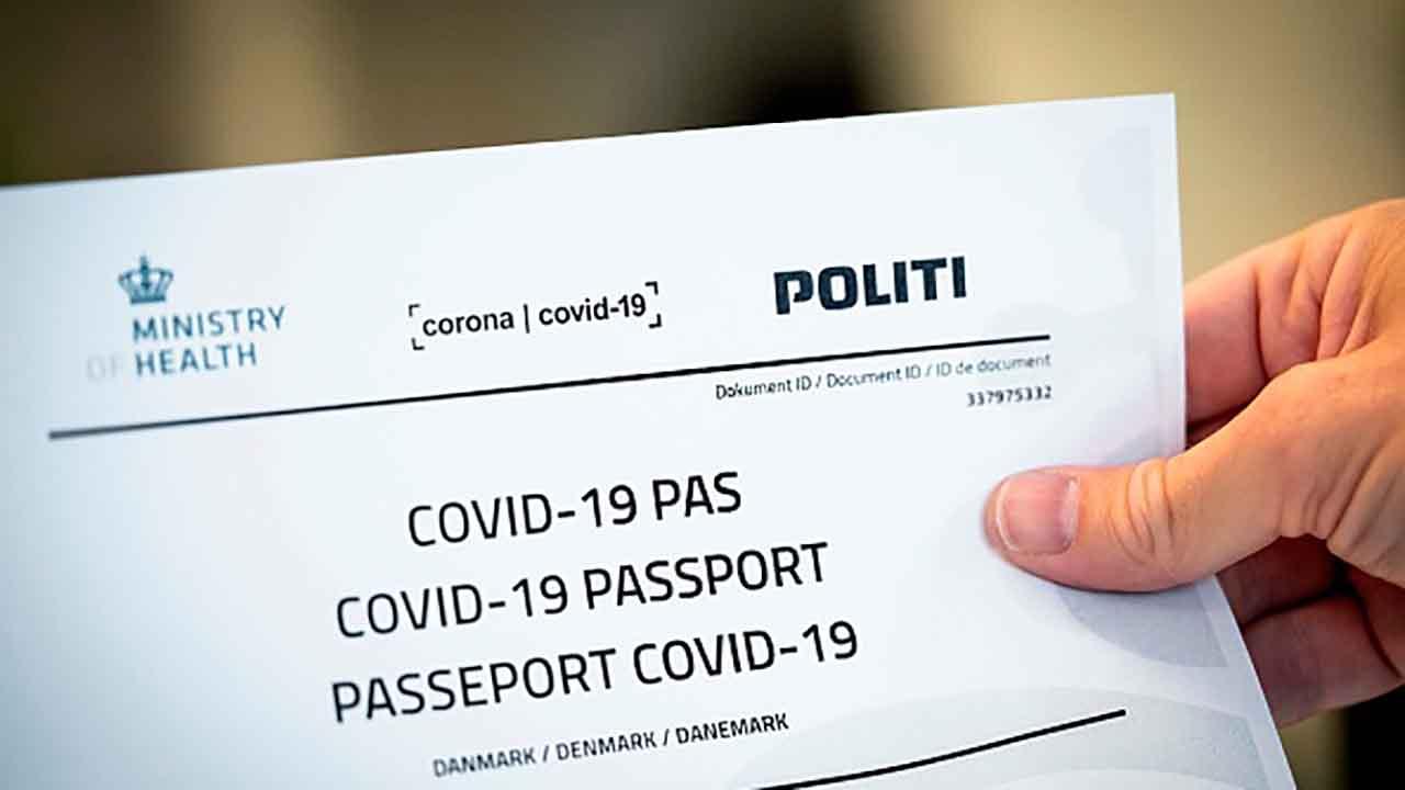 Passaporto Sanitario