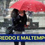Previsioni Meteo oggi mercoledì 2 dicembre | ALLERTA METEO