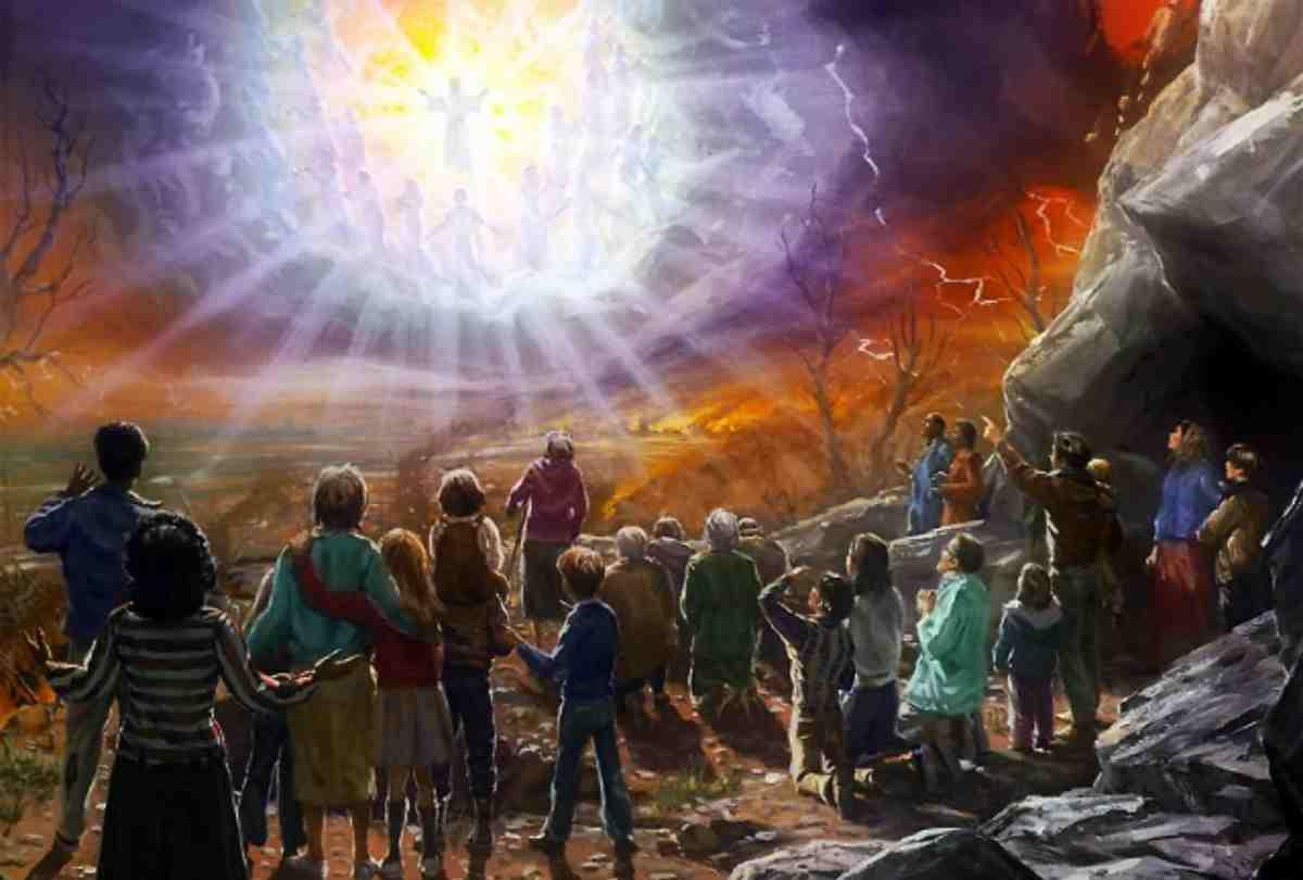 Il miracolo del ritorno di Gesù