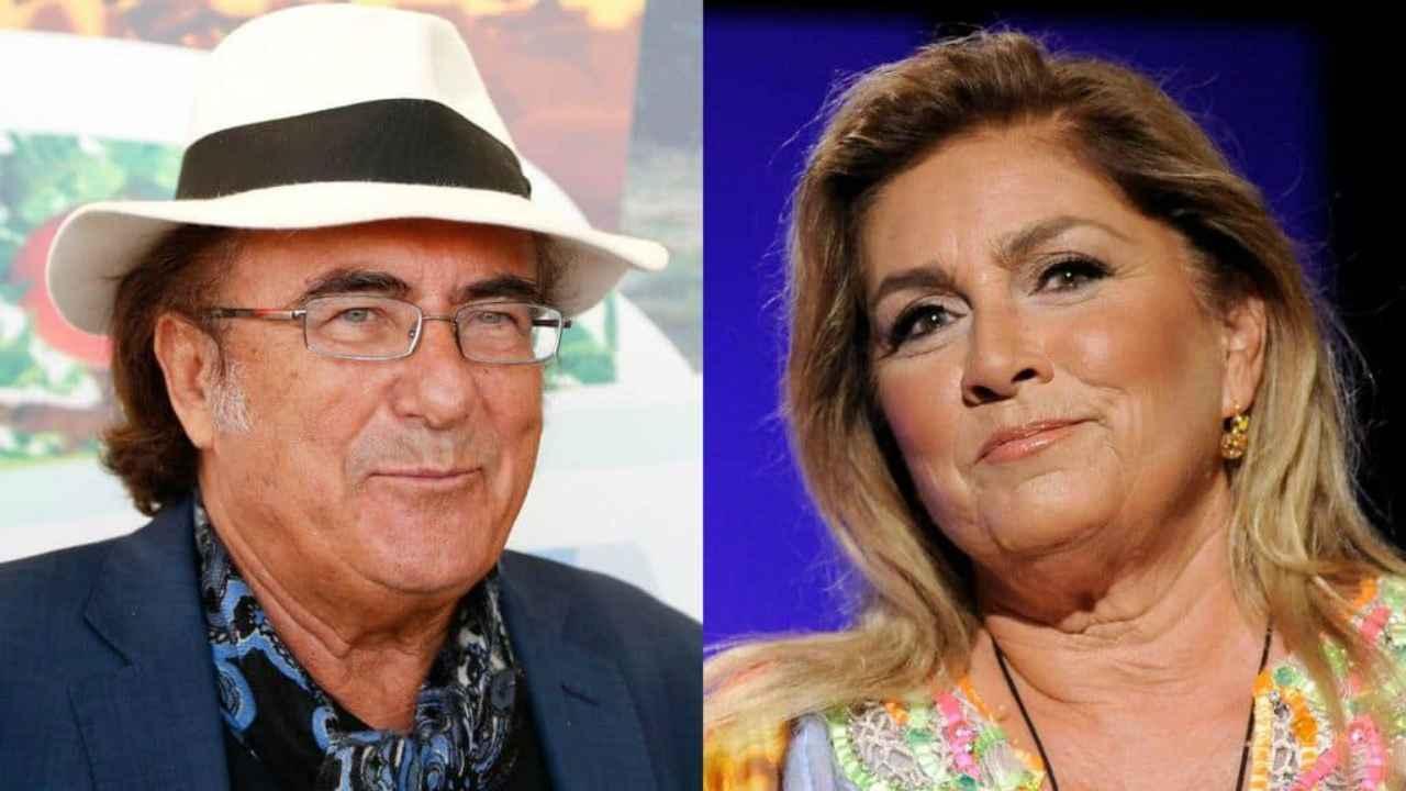 Romina Power e Albano Carrisi - meteoweek