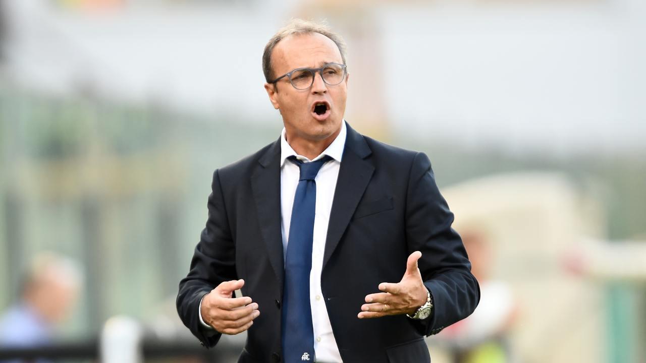 SPAL, l'allenatore Pasquale Marino (foto © SPAL)