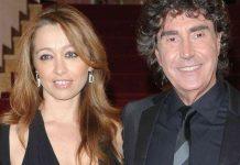 Stefano D'Orazio e la moglie - Meteoweek