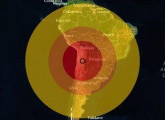 Terremoto Argentina 1 dicembre meteoweek