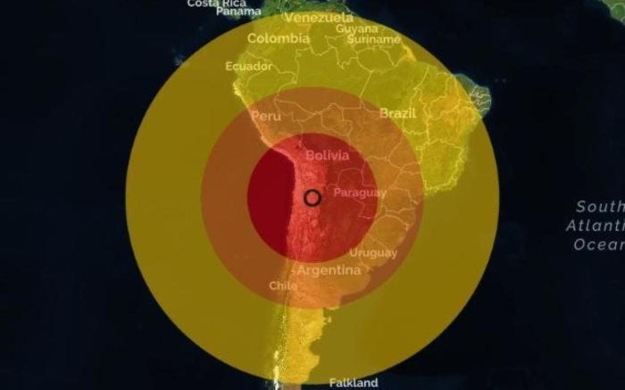 Scossa di terremoto a Pozzuoli, avvertita anche a Napoli