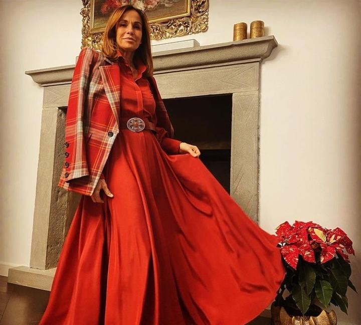 Vestito rosso - Meteoweek