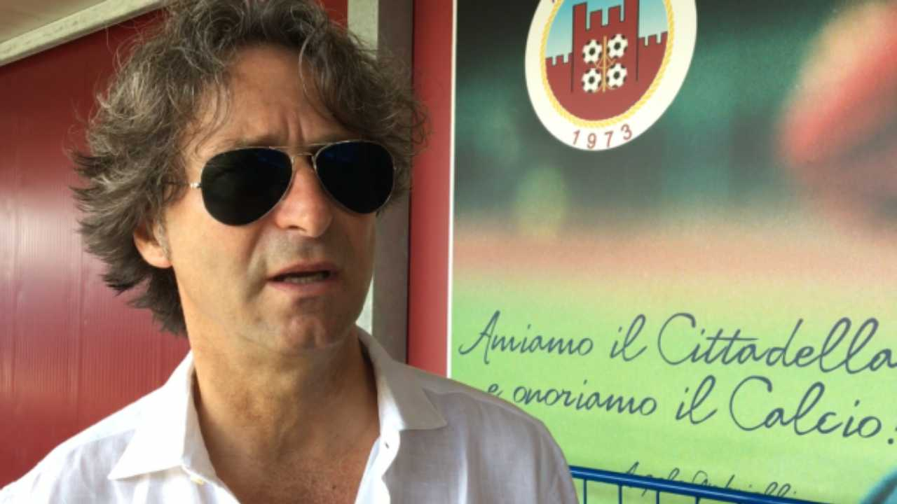 Cittadella, il Direttore Generale Stefano Marchetti (foto © Cittadella)