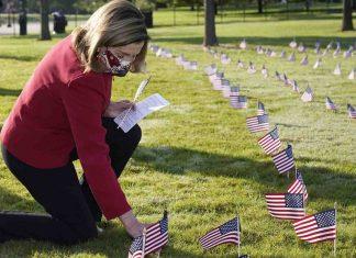 Covid, in America morti record, 3.157 in un giorno: «Più degli attentati dell'11 settembre»