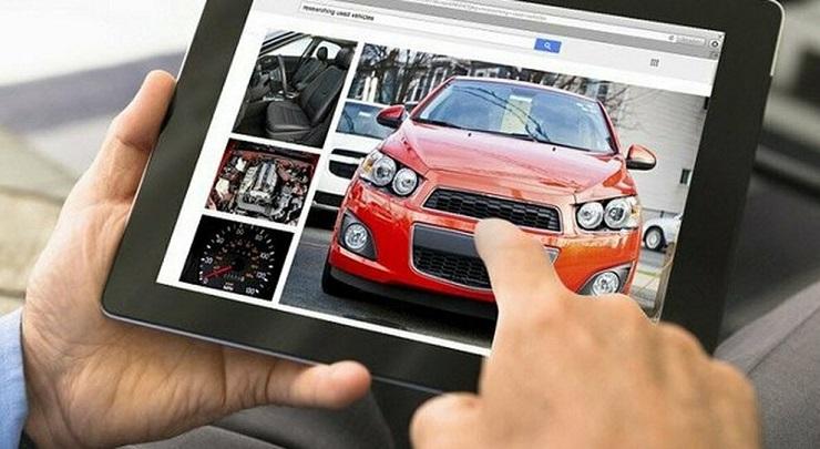e-commerce auto