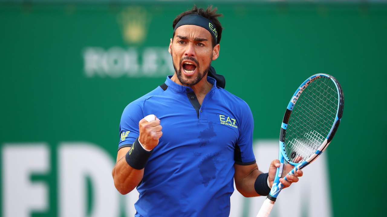 Fognini Tennis