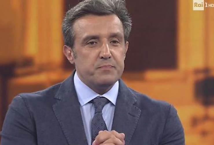 Flavio Insinna a L'Eredità