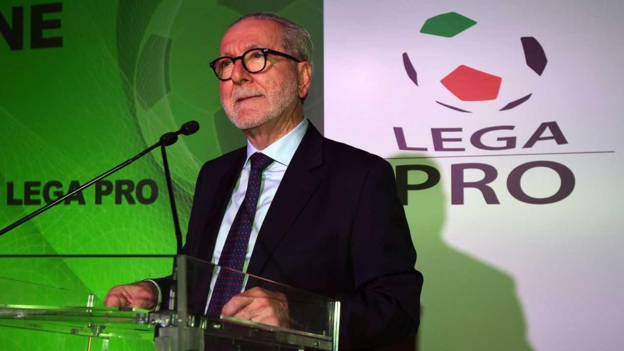 Francesco Ghirelli, presidente della Lega Pro (foto © Lega Pro)