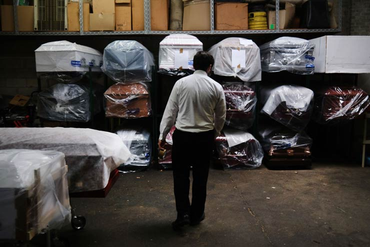 roma caos cremazioni