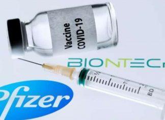 vaccino covid Gran Bretagna - meteoweek