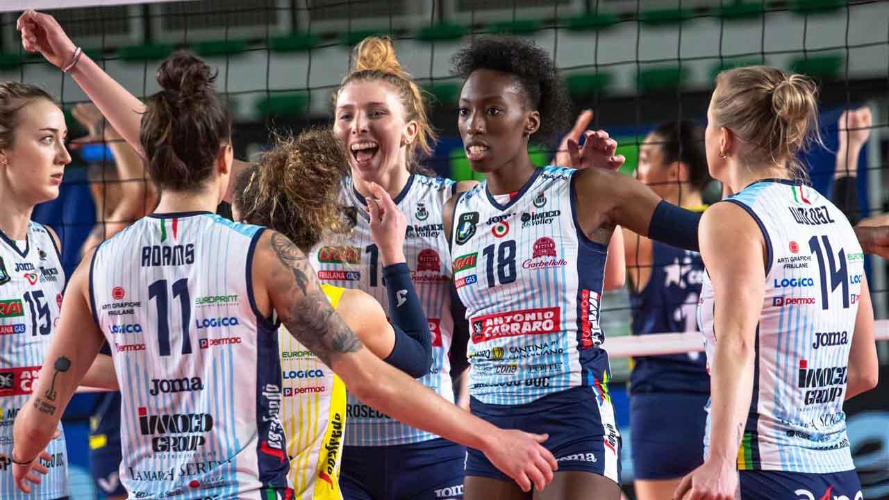 Champions League Femminile, Imoco Conegliano