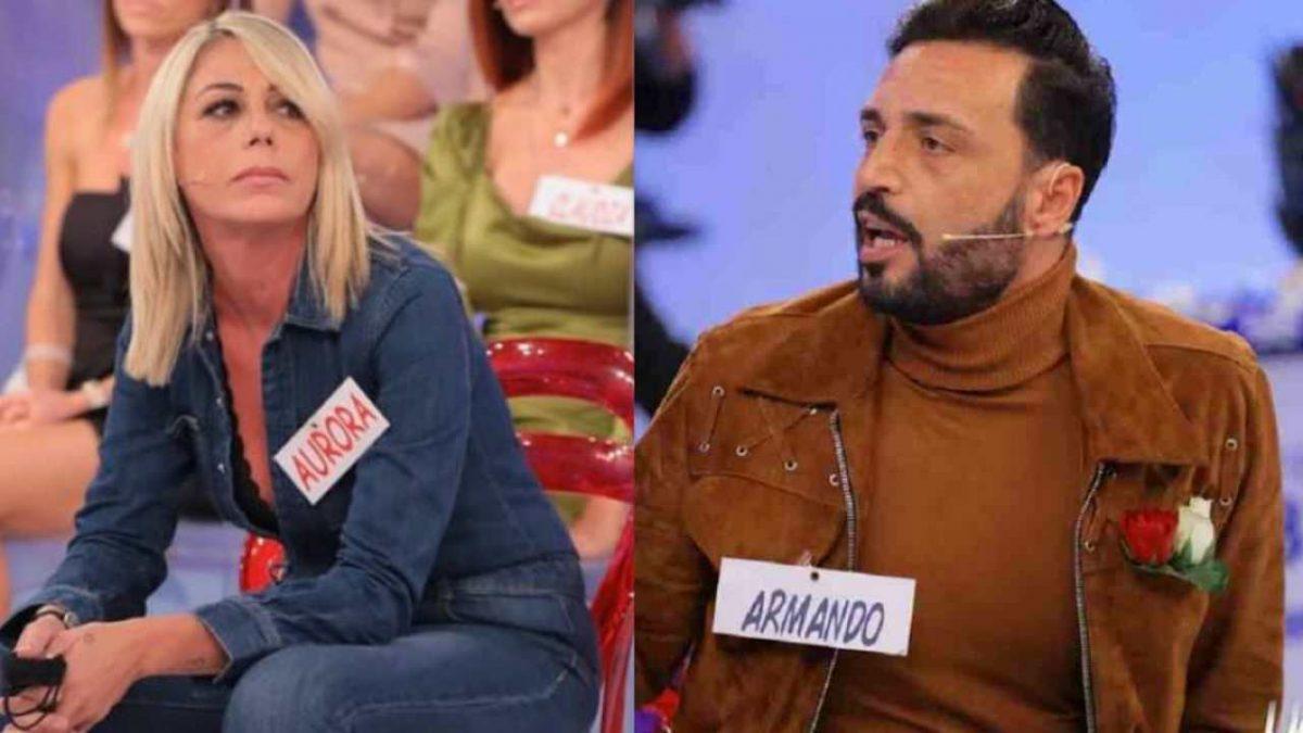 Armando e Aurora di Uomini e Donne - meteoweek