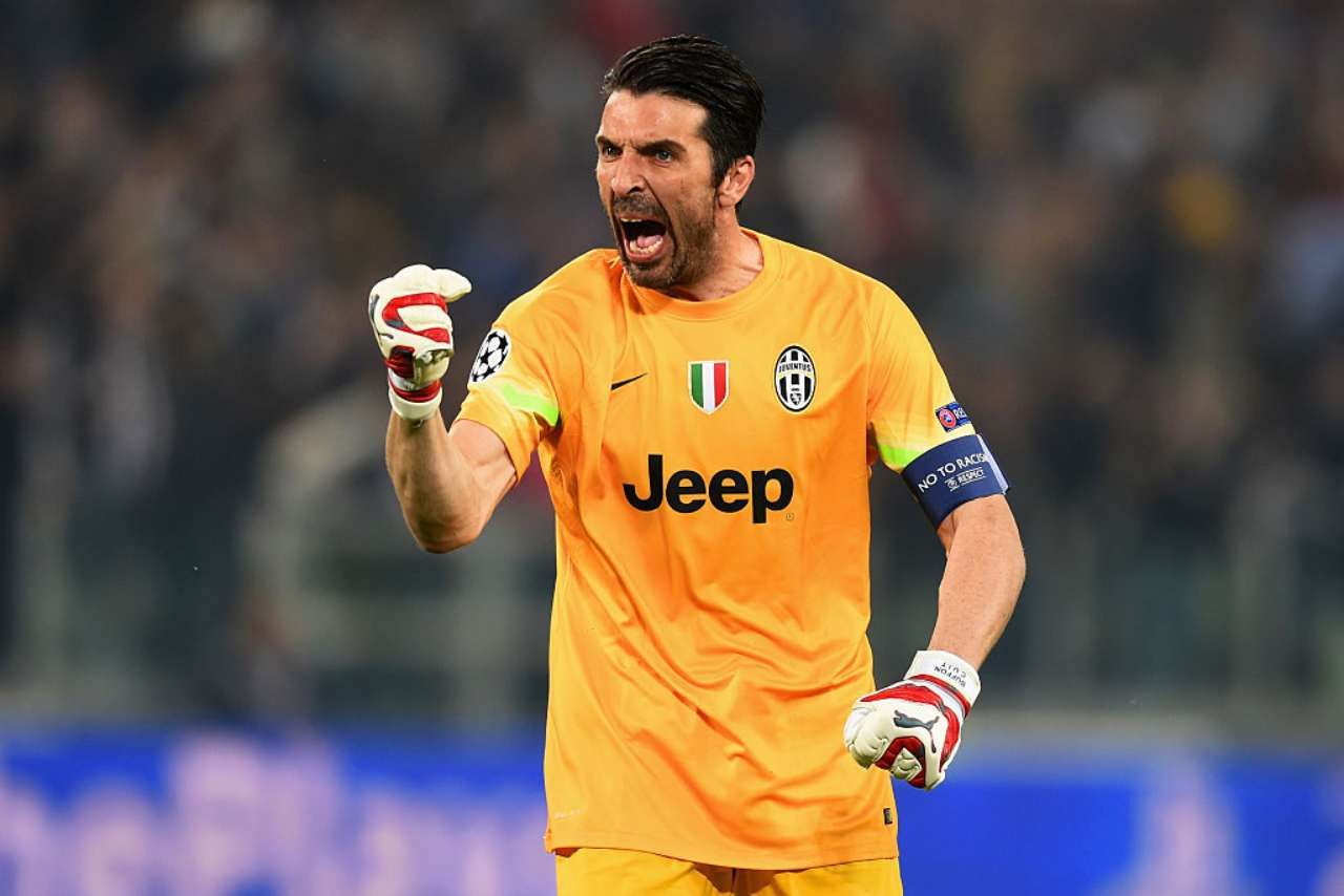 Buffon (Photo by Michael Regan/Getty Images)
