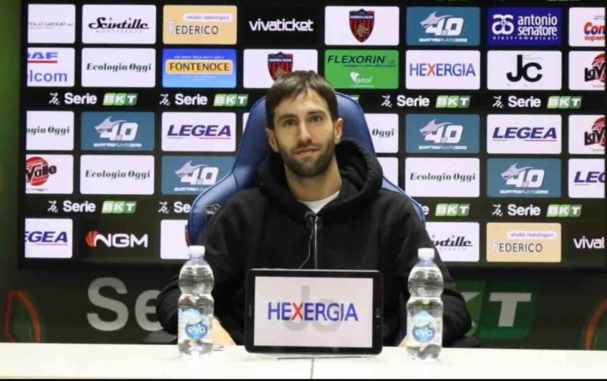 Cosenza, la conferenza di Angelo Corsi