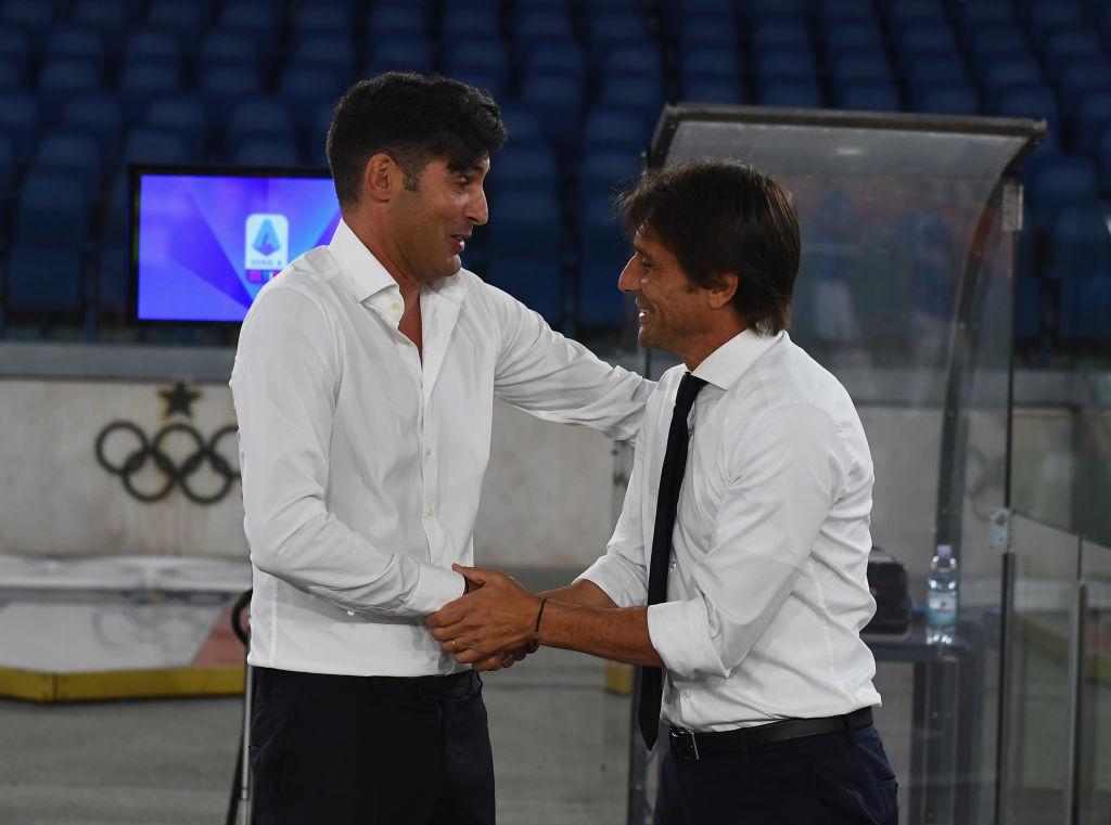 Roma e Inter, sfida al vertice