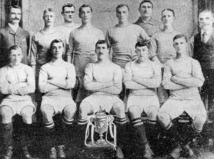Manchester City, 1904