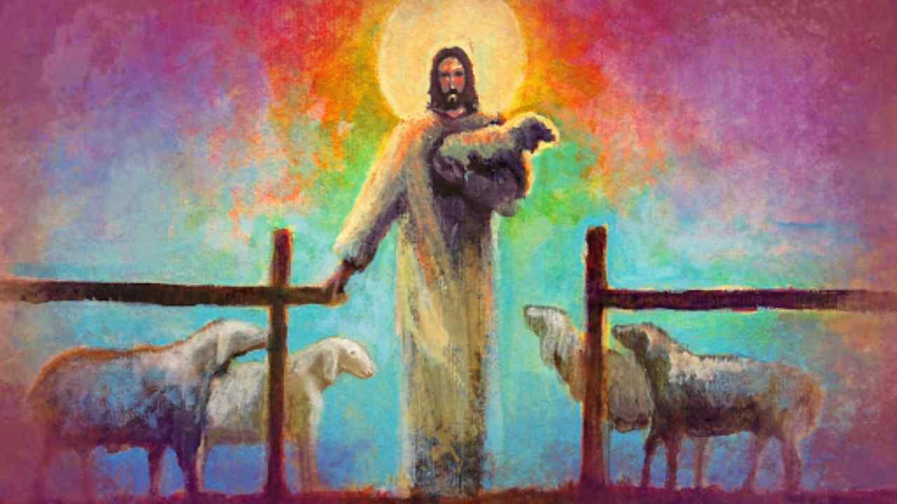 Gesù il nostro pastore che non fa attendere il suo aiuto