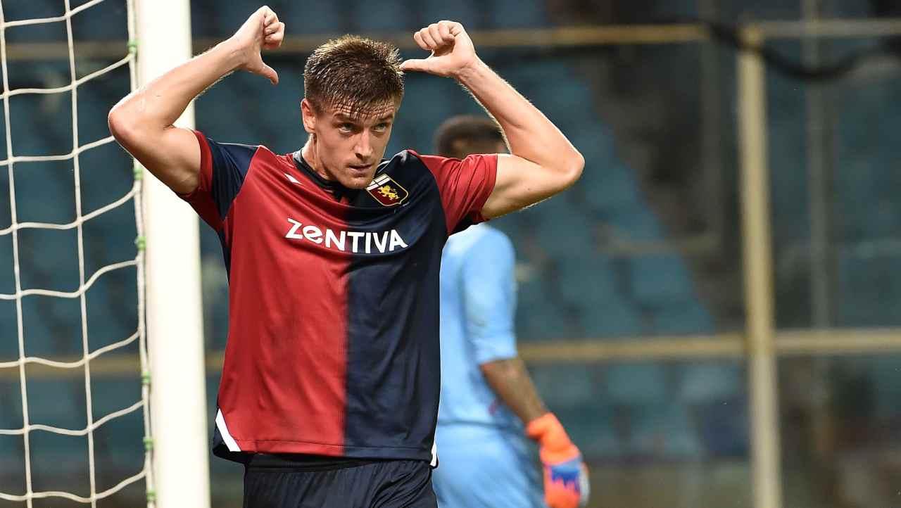 Genoa attacco