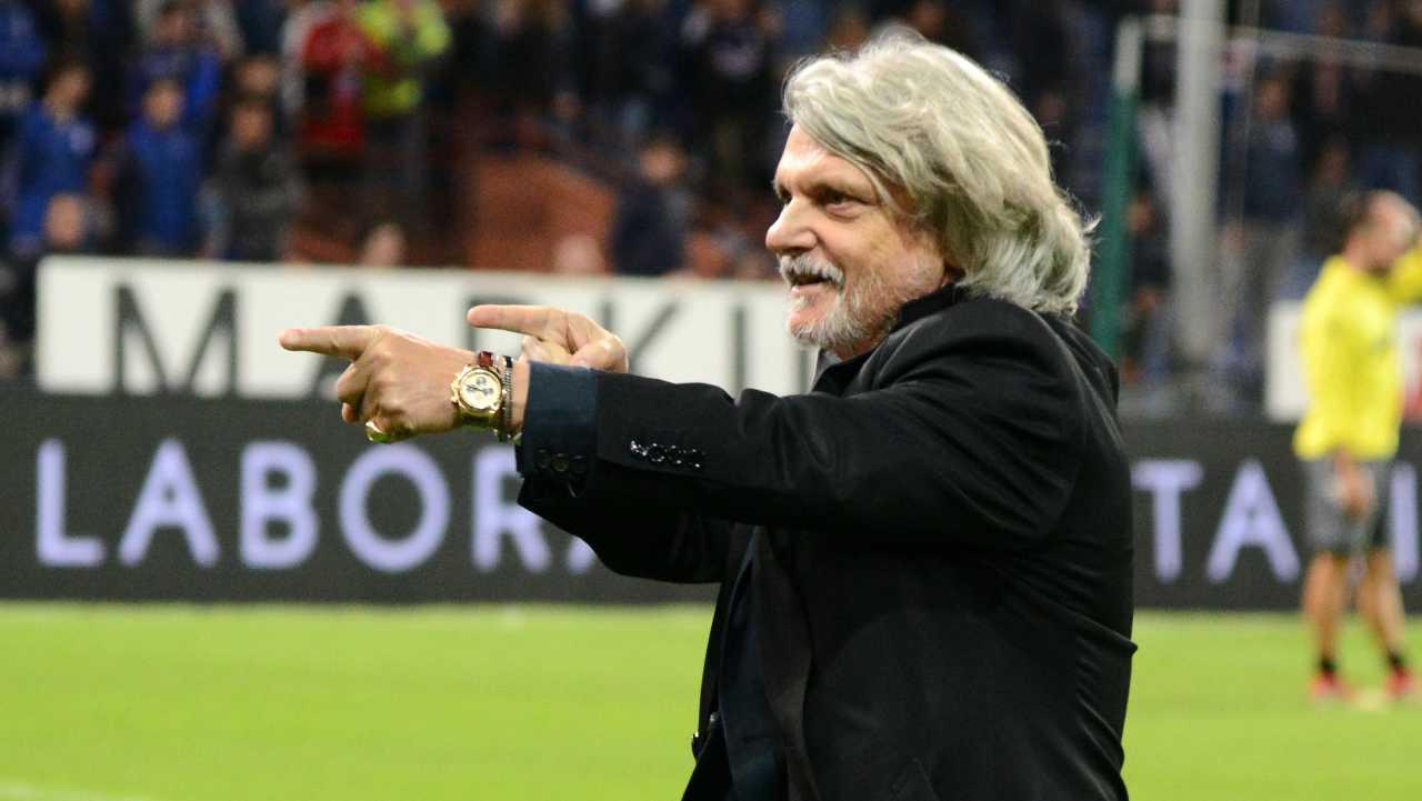 Sampdoria vice Augello