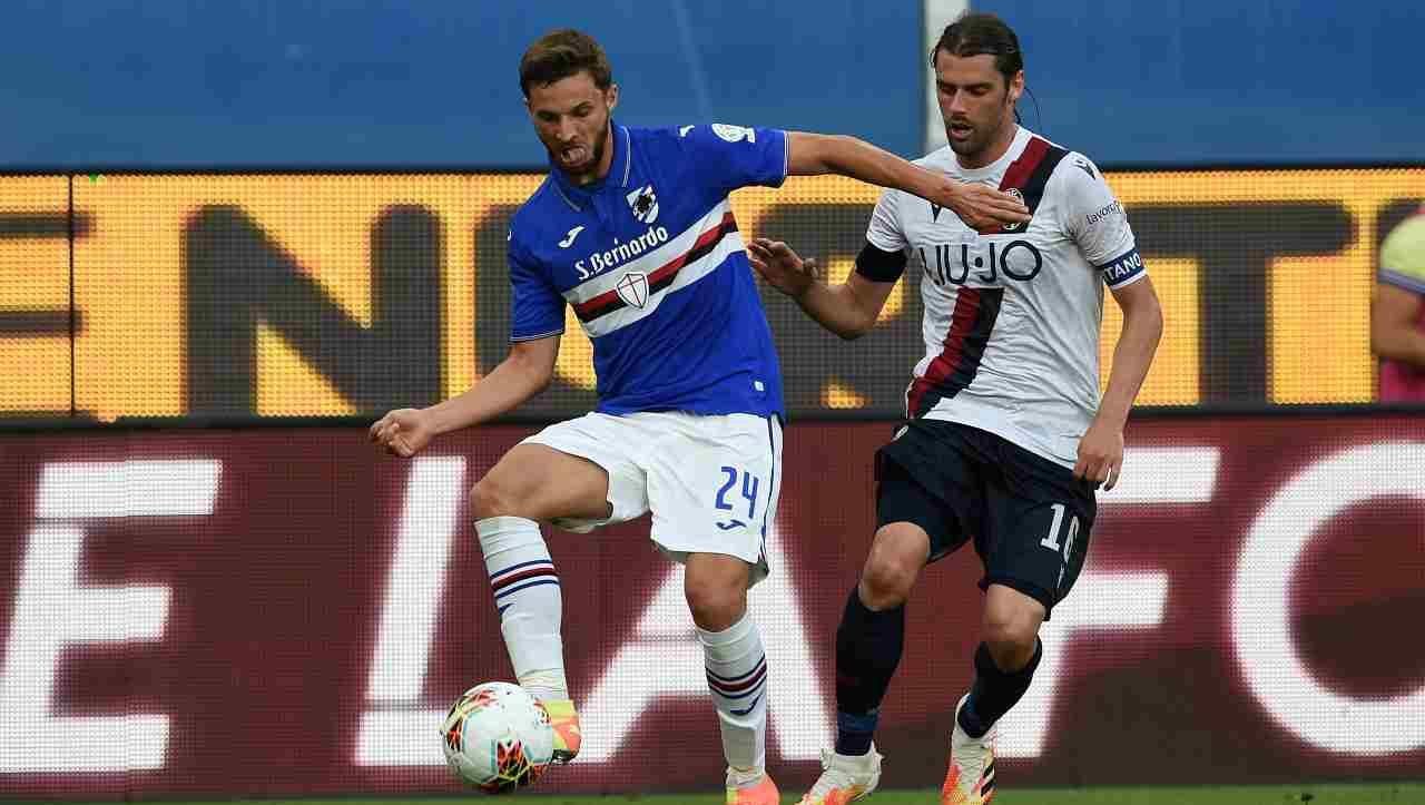Sampdoria Bereszynski