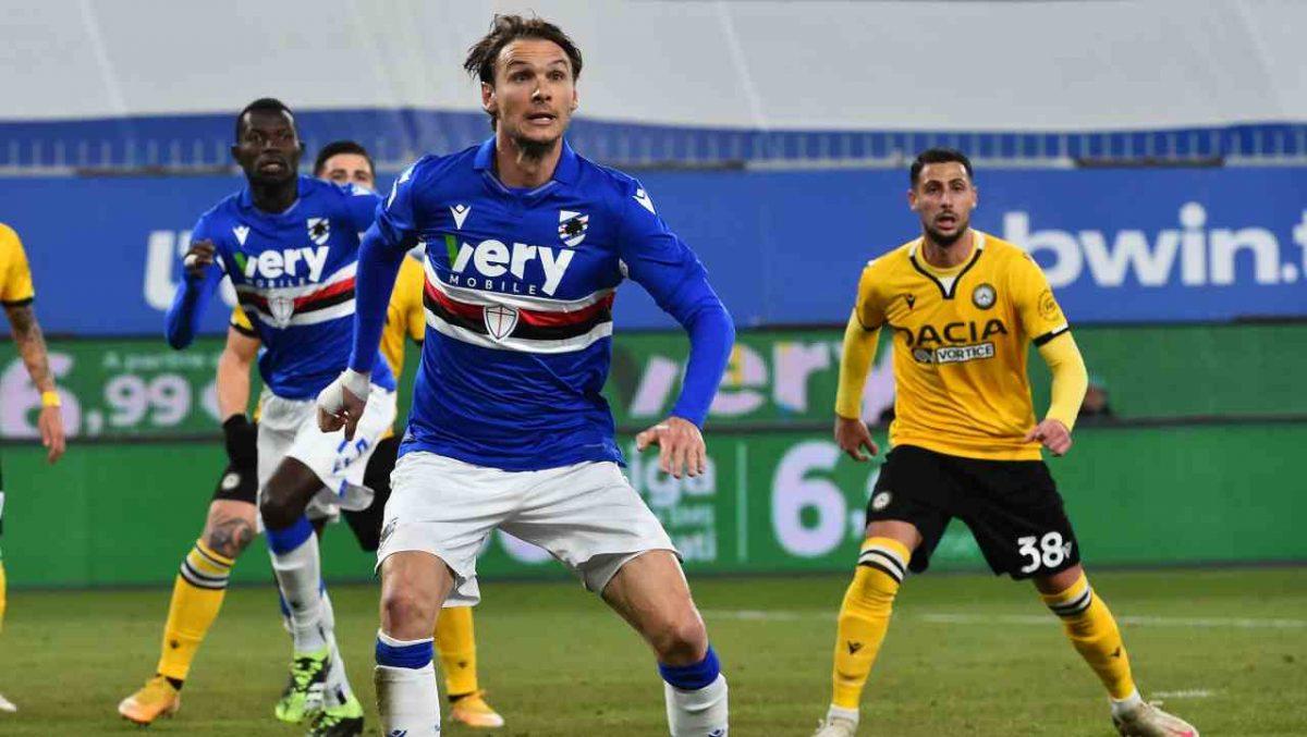 Sampdoria Ekdal