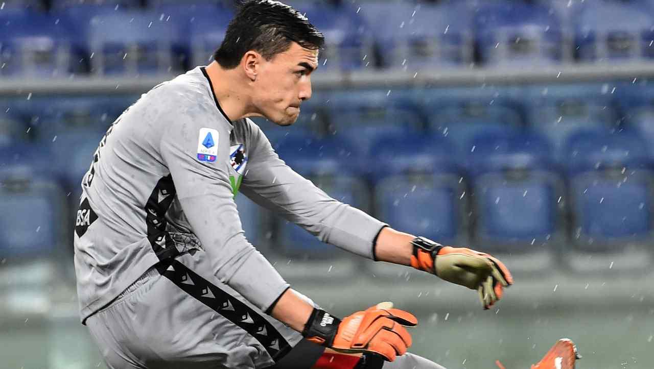 Sampdoria Audero