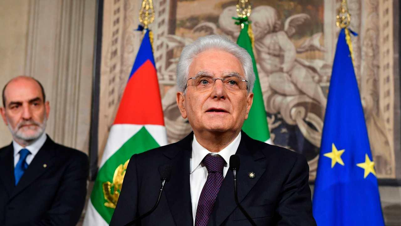 Messaggio di fine anno del Presidente della Repubblica Sergio Mattarella: anticipazioni