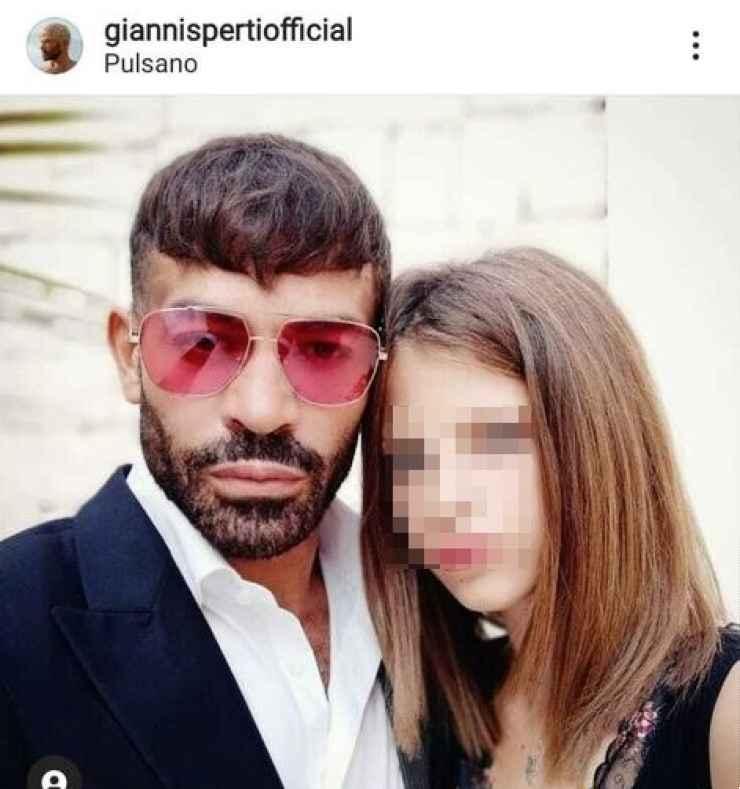 Gianni Sperti e sua nipote Giada - Fonte Instagram