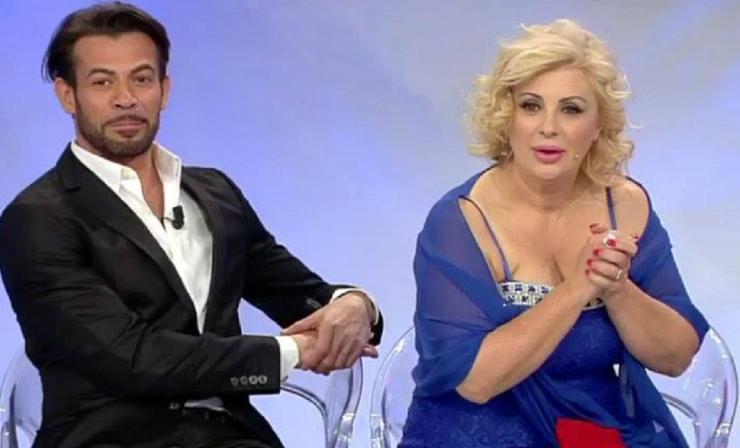 Gianni e Tina Cipollari - meteoweek