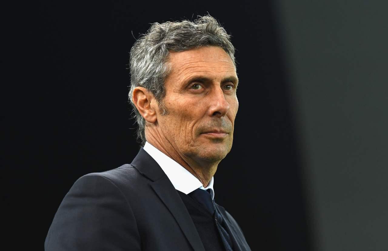 Il tecnico dell'Udinese Gotti (Photo by Alessandro Sabattini/Getty Images)