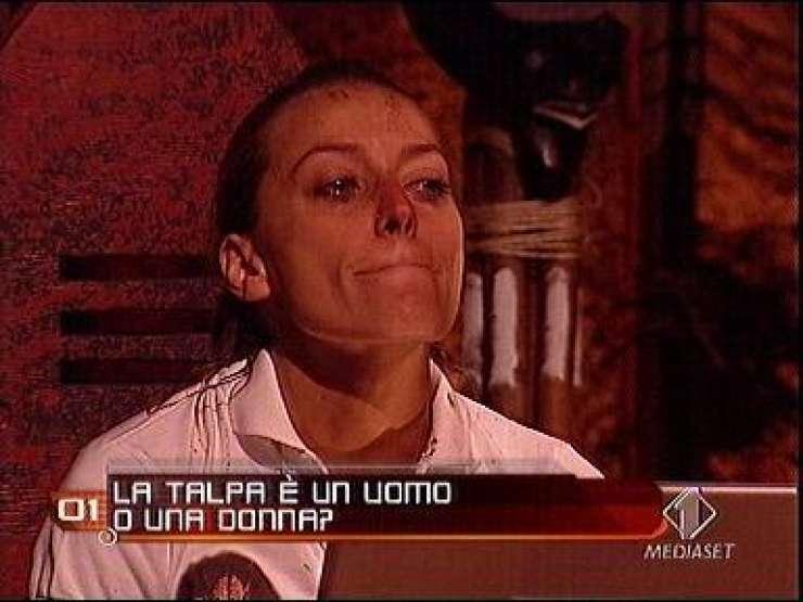 Karina al test finale del reality La Talpa - meteoweek