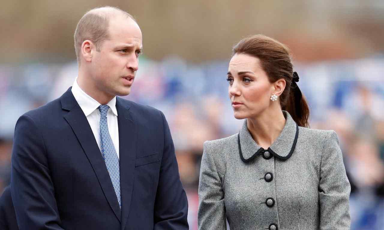 Kate Middleton bacchetta il Principe William - meteoweek