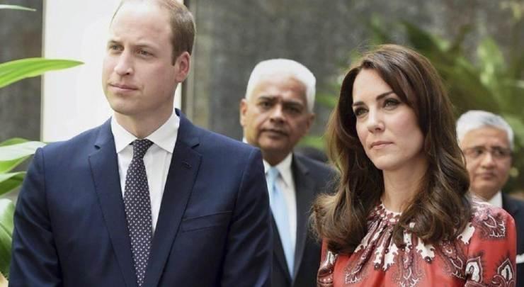 Kate Middleton e il Principe William - meteoweek