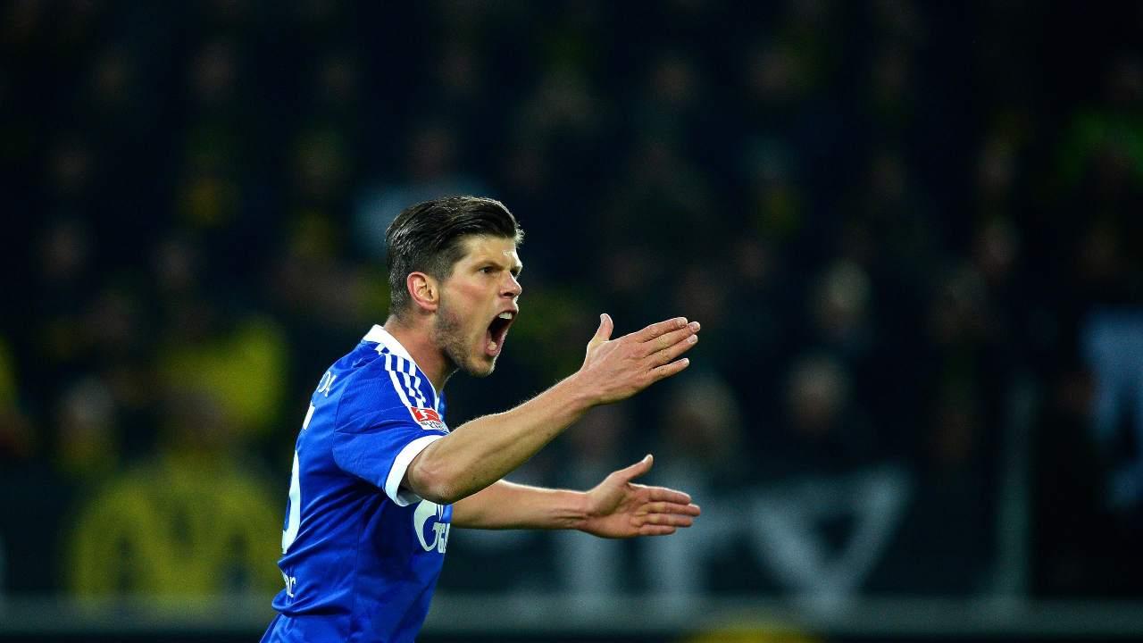 Klaas-Jan Huntelaar Schalke 04