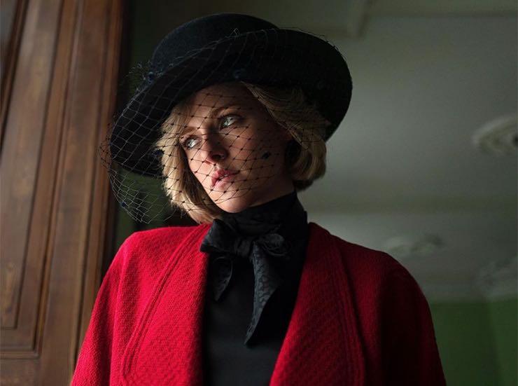 Kristen Stewart come Lady D, la prima foto dal set di