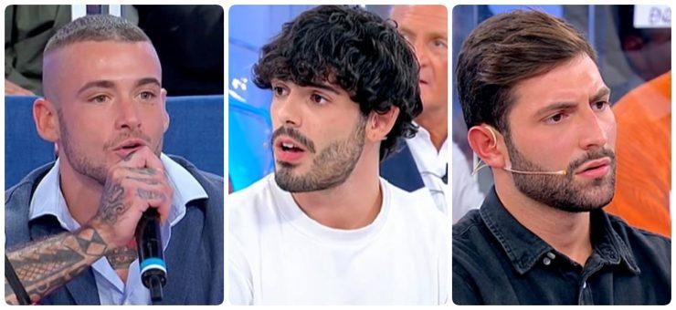 Matteo, Antonio e Giorgio - Meteoweek