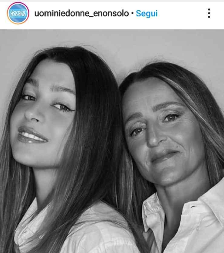 Natalia e la sua splendida mamma - Fonte Instagram