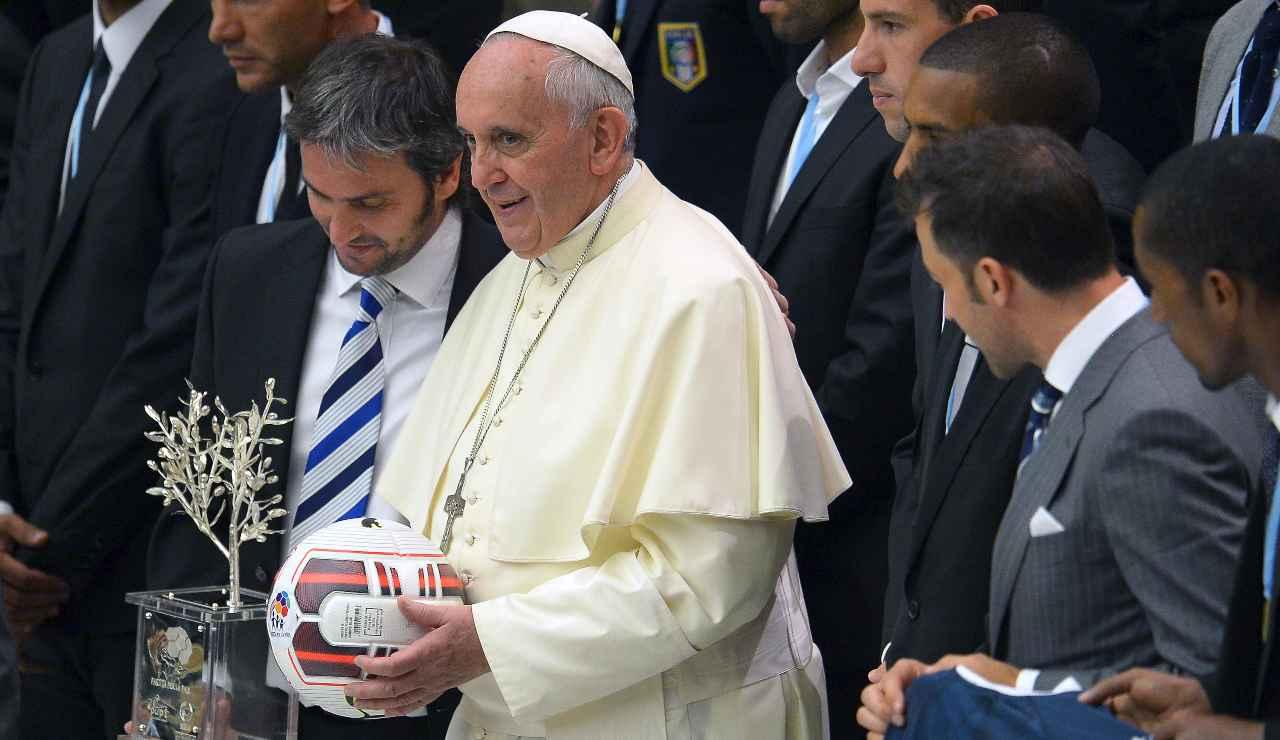 Papa Francesco spadafora meteoweek
