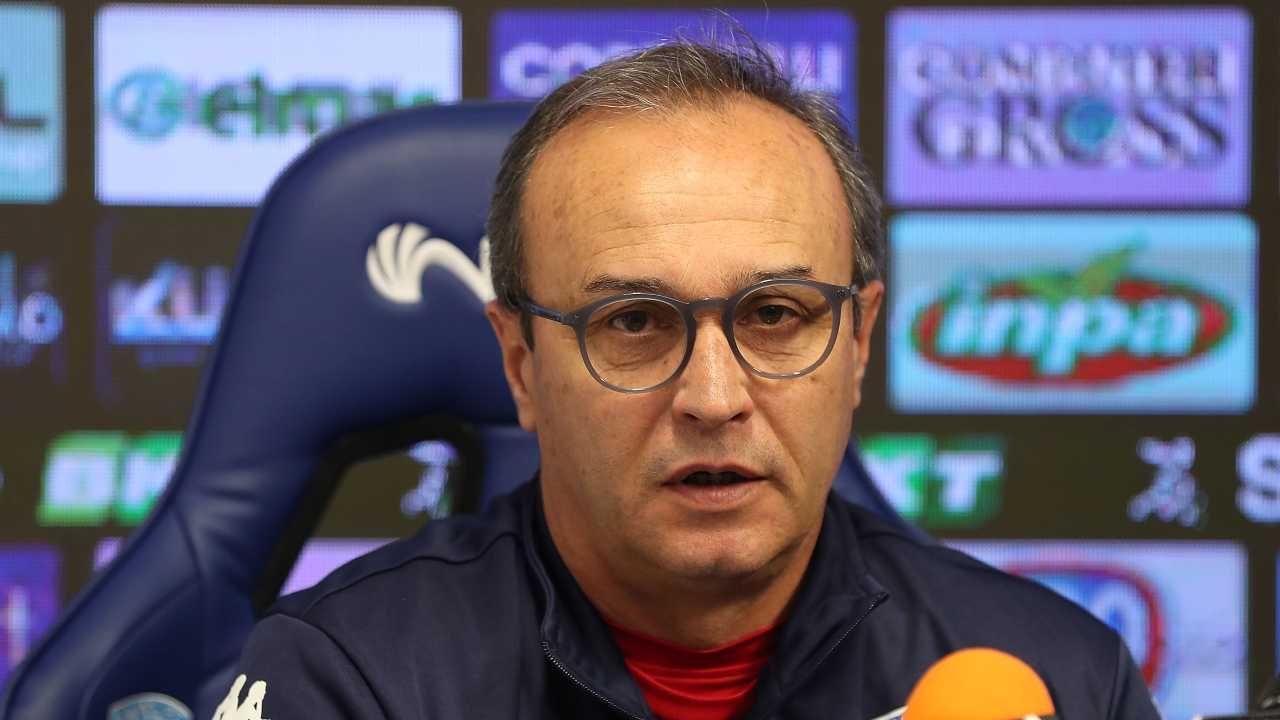 conferenza stampa Marino SPAL