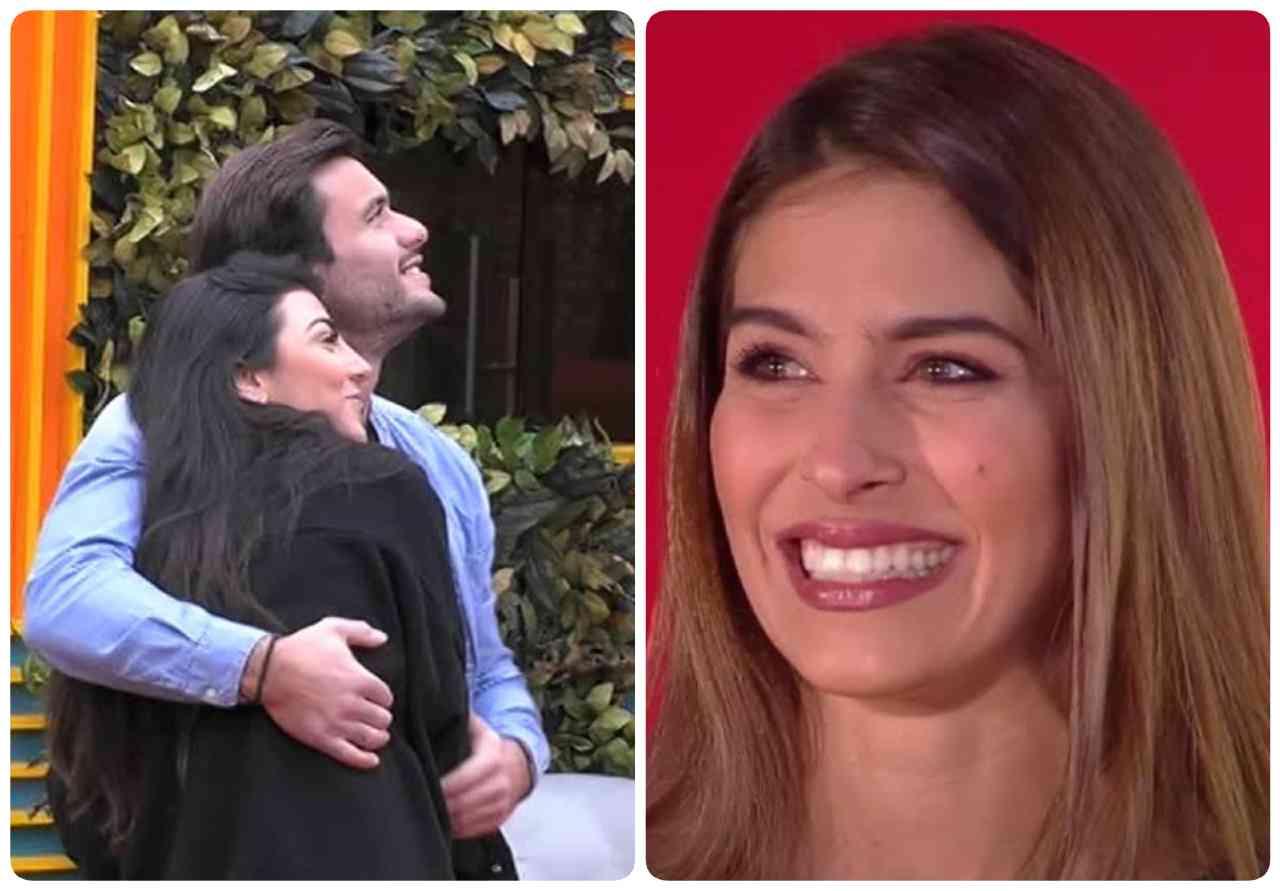 Pierpaolo Pretelli, Giulia Salemi e il parere di Ariadna Romero - meteoweek