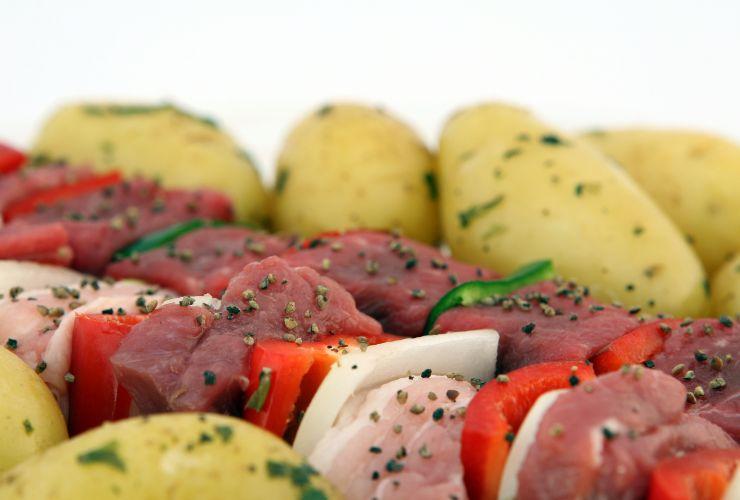 ricetta piatto unico vitello e verdure