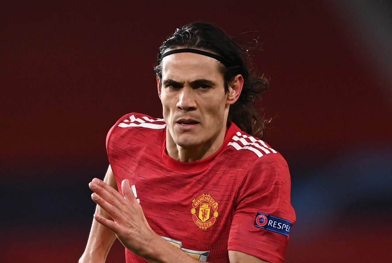Edinson Cavani (Photo by Laurence Griffiths/Getty Images)