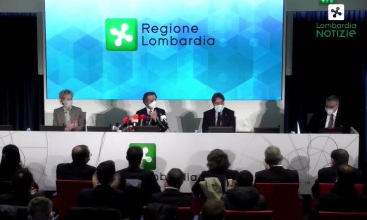 """Lombardia: zona arancione """"vicino alla rossa"""", dice Fontana. Cosa cambia - www.meteoweek.com"""